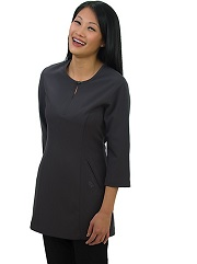 E185J Excel Spa Uniform <br>(XXS - 2XL) *4 Way-Stretch*