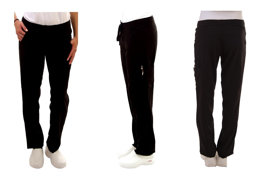 E960P Excel 4-Way Stretch Slim Leg Pant <br>Good Fit