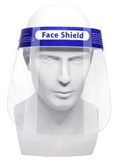 FS100 Face Shield <br>Anti Fog, Light Weight