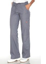 G3700 Orange Laguna Scrub Pants <br>(Regular, Petite, Tall - Slate Gray, Magenta)