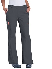 G3701 Orange Catalina Slim Cut Scrub Pants <br>(Regular, Petite, Tall) <br> FINAL SALE