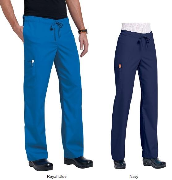 G3702 Orange Huntington Scrub Pants <br>XXS - 5XL <br>Regular, Petite, Tall