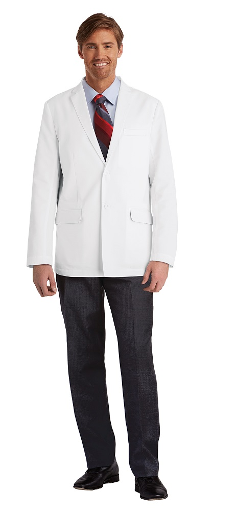 GA0916 Grey's Anatomy Men PERFECT Lab Coat <br>34 to 52