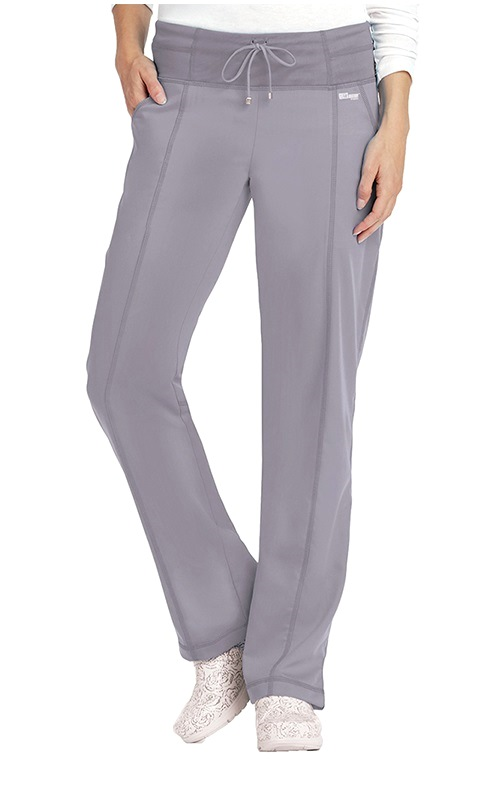 GA4276 Grey's Anatomy Active Knit Waistband Pants <br>XXS - 3XL