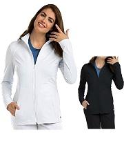 GA4482 Grey's Anatomy Princess Seam Jacket <br>FINAL SALE <br>(Performance Yoga Fabric)