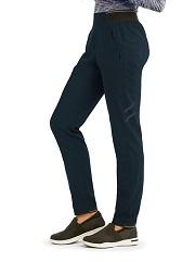 GIP504 Grey's Anatomy Midrise Tappered Legs Pants STRETCH <r> FINAL SALE (Regular, Petite)