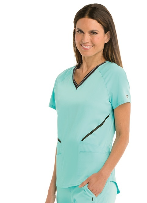 GIT007 Grey's Anatomy IMPACT Elite Top *Athletic Design*