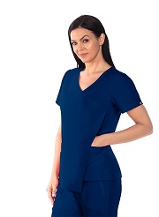 GNT004 Grey's Anatomy Signature Scrub Top *STRETCH* FINAL SALE