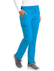 GRSP500 Grey's Anatomy Scrub Pants (Regular, Tall, Petite) *STRETCH* <br>XXS - 5XL