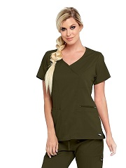GRST001 Grey's Anatomy Scrub Top *STRETCH*