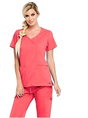 GRST001 Grey's Anatomy Scrub Top *STRETCH* <BR>XXS- 5XL