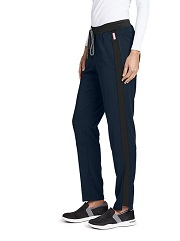 GVSP501 Grey's Anatomy Color Block Pants  *STRETCH* FINAL SALE