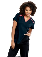 GVST021 Grey's Anatomy Scrub Top FINAL SALE
