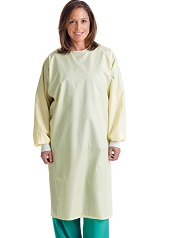 HG100 Hospital Isolation Gown Water Repellent, Washable