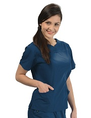 KW114T Klik Fits Istanbul Scrub Top <br>FINAL SALE