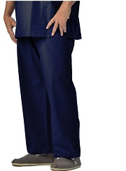 KM102P Klik Fits Havana ELASTIC and Drawstring Scrub Pants