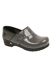 KS-GR Koi By Sanita Lindsey Nursing Clog <br>(Grey size 40) <br> FINAL SALE