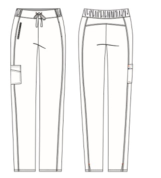 MOP001 Motion By Barco Claire Pants <br>Regular, Tall, Petite <br>Easy Care Stretch