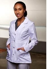 SEATTLE Klik Fit Woman Lab Coat