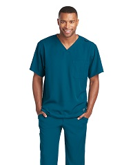 SK0112 Skechers Men Scrubs Top