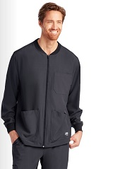 SK0408 Skechers Men Scrubs Jacket