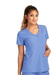 SK102 Skecher Reliance Scrub Top <br>XXS to 5XL