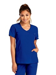 SK102 Skecher Reliance Scrub Top <br>XXS to 3XL