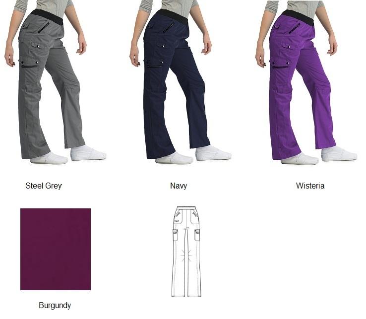 KW117P Klik Fit Tokyo Elastic Pants <br>FINAL SALE