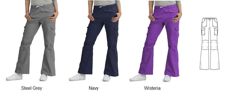 KW116P Klik Fit Toronto Elastic Pants <br>FINAL SALE