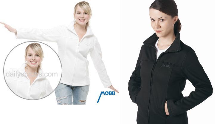 WJF360 Mobb Zipper Fleece<br>Warm-Up Jacket