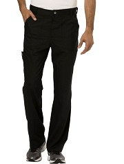 WW140 Cherokee Revolution Men Pants <br>Soft, Stretch, Wrinkle Free (Reg/Short Length)