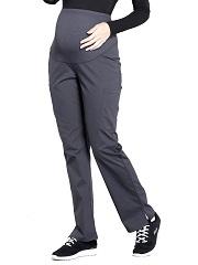 WW220 Cherokee Maternity Scrub Pants Slim Cut <br>STRETCH