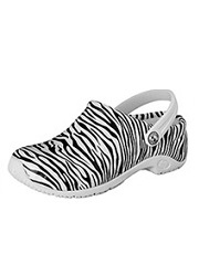 ZONE-ZEBRA Cherokee Zone Injected Clog w/ Backstrap (size 5 - 11)