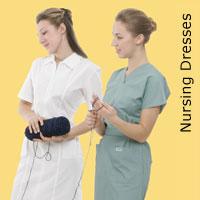Nurses Dresses
